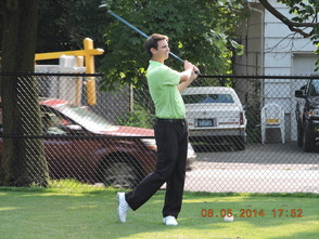 Hail to the Chief, Parker Fires a 33 in Loss to Twin City, photo 3