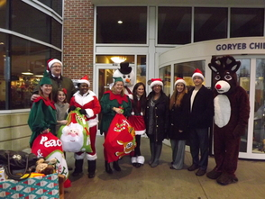 Employees of CareOne Deliver Toys to Valerie Fund Children's Center