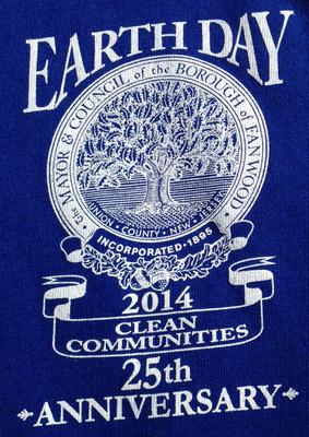 Earth Day 2014 in Fanwood