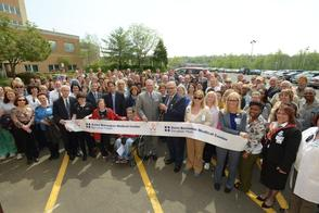 Ribbon-Cutting Ceremony for 2014 Special Olympics USA Games Held By Saint Barnabas Medical Center and Barnabas Health