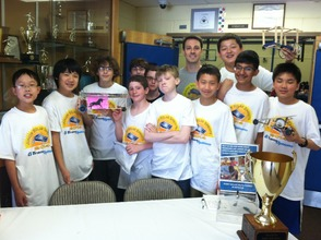 New Providence Middle School Hosts Junior Solar Sprints Competition, photo 1