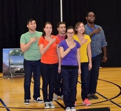 Schoolhouse Rock Live! Visits Central School, photo 7