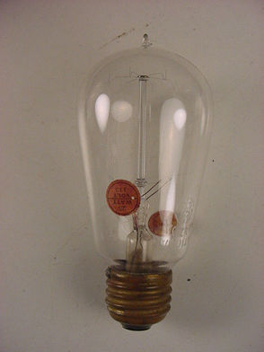 Edison Squirrelcage Bulb