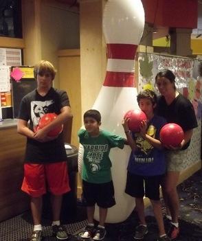 Sparta Lanes fundraiser for the Nicholas DaSilva