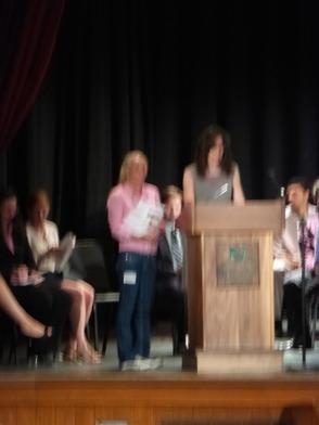 Senior Scholarship Awards