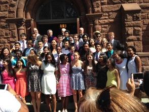 New Jersey Scholars 2014