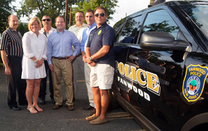 National Night Out observance in LaGrande Park