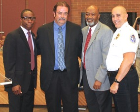 Proclamations Awarded to Retiring Roselle Police Officers and Detectives, photo 5