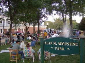 Alan Augustine Village Green