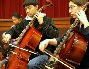 LHS Orchestra Plays Music of the Holocaust