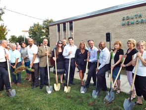 Children Lead the Way as South Plainfield Library Breaks Ground on Expansion, photo 8
