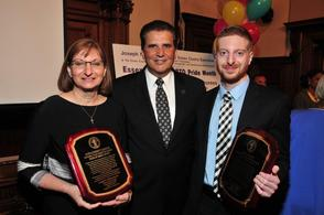 Tyler Clementi's family is honored by Essex County