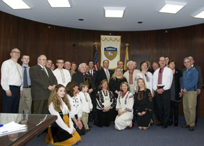 Resolution in Support of Ukraine and Big Anniversary for New Jersey This Week at Randolph Town Council Meeting, photo 2