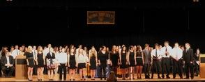 Sparta High School Choir