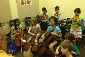 Wharton Music Center Intro to Strings