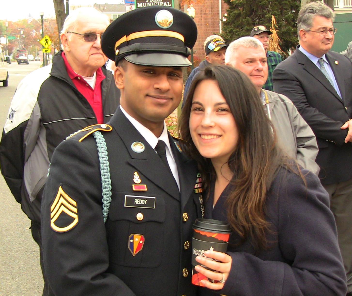 682b112f7218ba0cea6f_Staff_Sgt._Sri_Reddy_and_Adrienne_Lorme.JPG