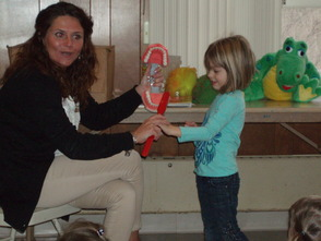Pearly Whites Pediatric Dentistry Visits Westminster Nursery School for National Dental Health Month, photo 1