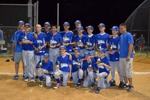 SPFBL's 13U Champions