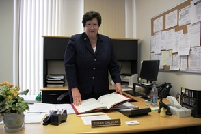 South Oranges newly appointed Village Clerk, Susan Caljean.