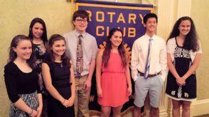 S-NP Rotary Scholarships