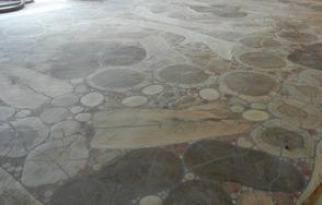 Vista Terrace floor.
