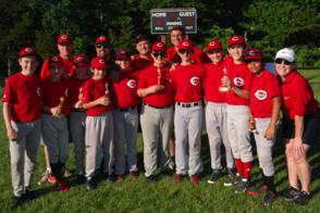 Bridgewater Recreation Reds Team