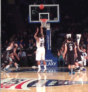 Seton Hall Holds Off Butler in First Round of Big East Basketball Tournament, photo 4