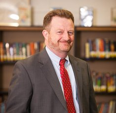 New North Plainfield Superintendent John McLaughlin