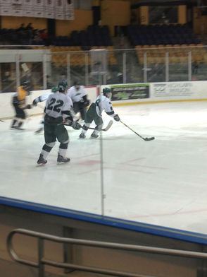Livingston Ice Hockey Salvages 2-2 Tie Against Watchung Hills, photo 3