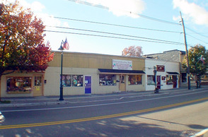 234 South Ave. in years past