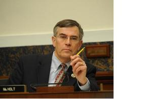 U.S. Rep. Rush Holt (D-12) Won't Run for Re-election in 2014, photo 1