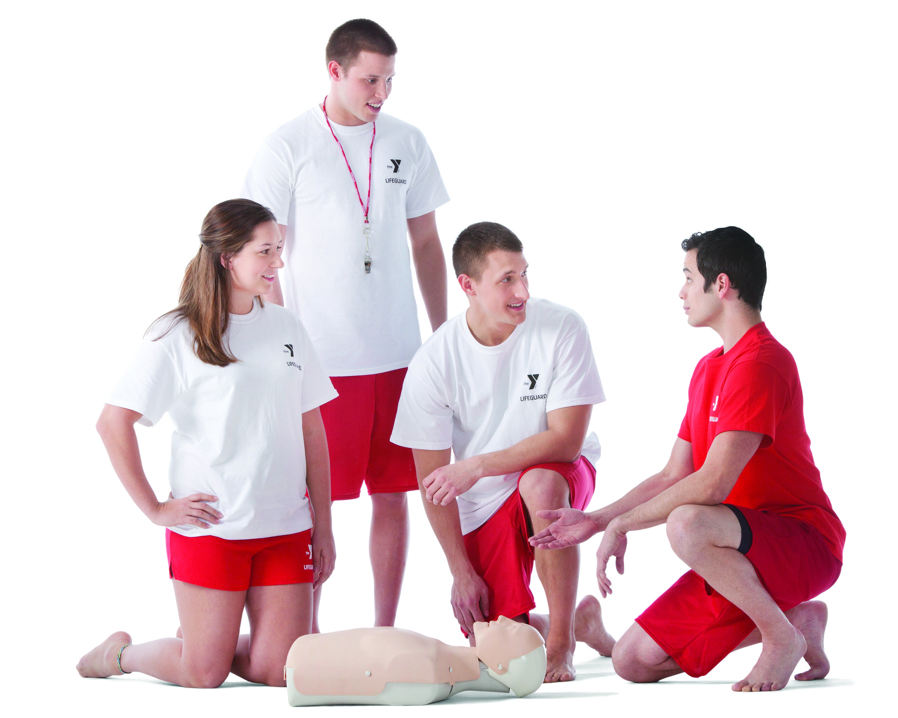 American Red Cross Lifeguard Certifications At The Summit Ymca New