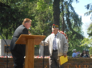 "Berkeley Heights Pays Tribute On Memorial Day:""All Gave Some -- Some Gave All"" , photo 48"