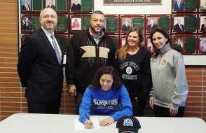 Gonzalez Headed to St. Peter's