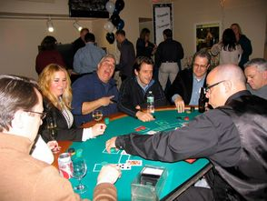 New Providence Education Foundation Thanks Donors to Successful Casino Royale Event, photo 2
