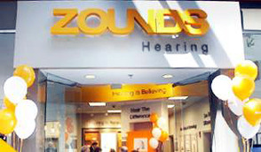Free hearing evaluations at Zounds from May 12-19