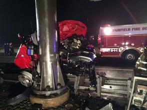 Fairfield Accident
