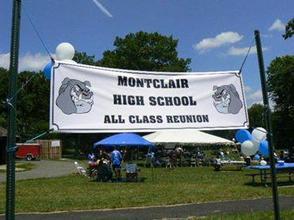 MHS All-Class Reunion Banner