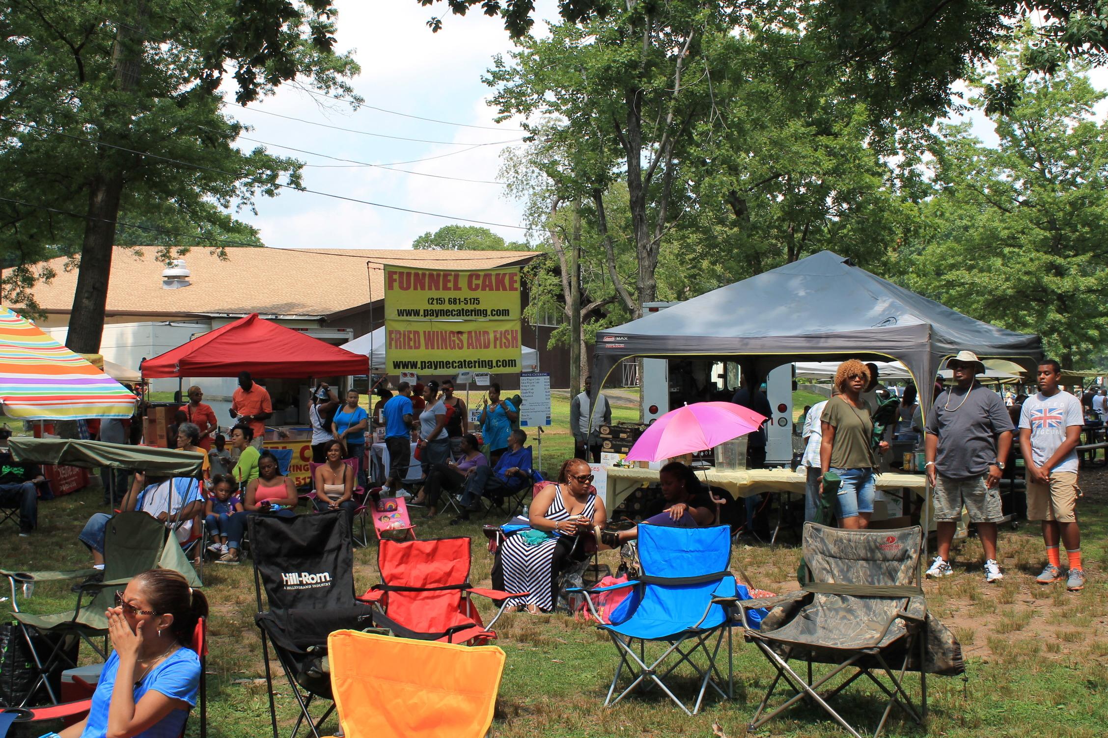Community enjoys 2014 roselle house music festival for New jersey house music