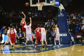 7th Grade Travel Basketball Team Plays at Seton Hall University Game, photo 4