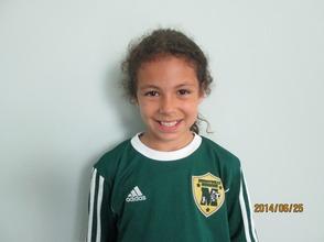 Angelica Freitez - Striker
