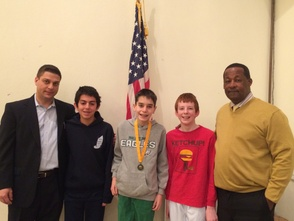 Lemberg Claims 2nd Consecutive Geo Bee Title at Roosevelt, photo 1