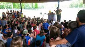 Playground Camp Wraps Up with Flashmob Dance, photo 12