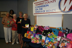 Hundreds of School Items Donated to Food Bank Network, photo 1
