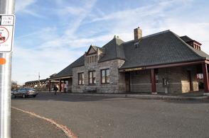 Westfield Train Statio