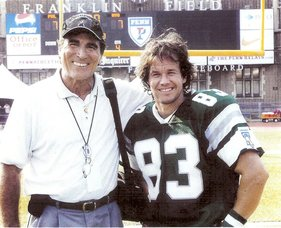 Papale and Wahlberg