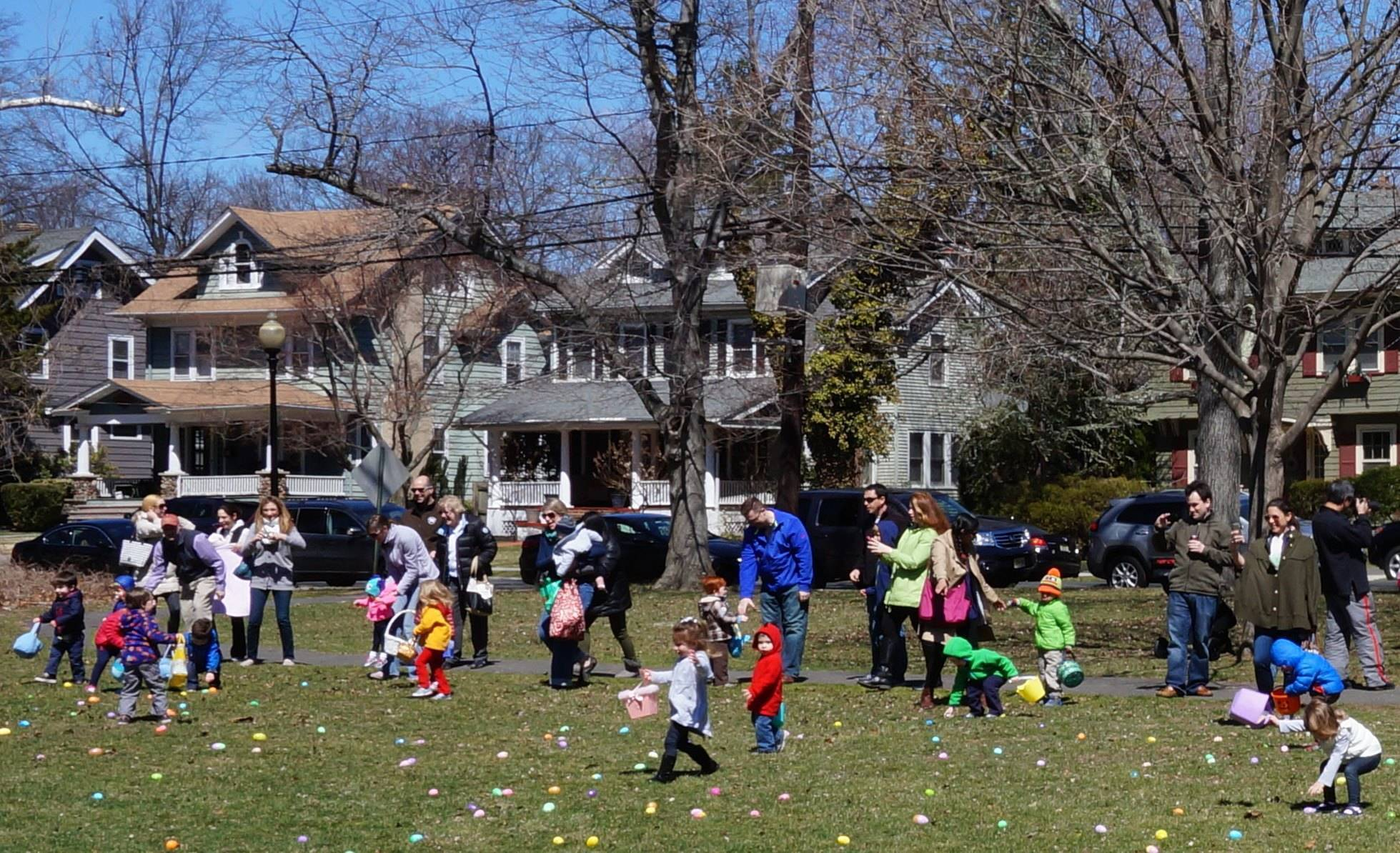 Youngstown Lions announce annual Easter egg hunt