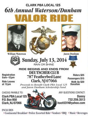 Valor Ride