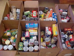 Hunger Doesn't Take a Vacation -- Make a Food Donation This Friday, photo 1