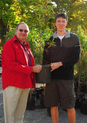 200 New Trees for Union County